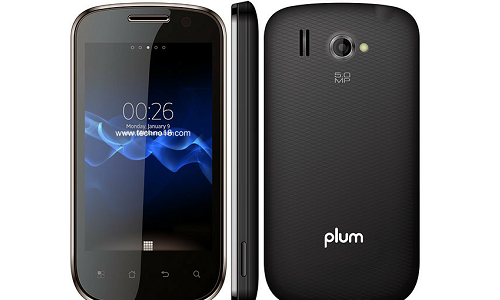 Plum Axe dual SIM phone: Full Specifications