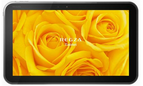 Toshiba launches four new Regza Android ICS tablets