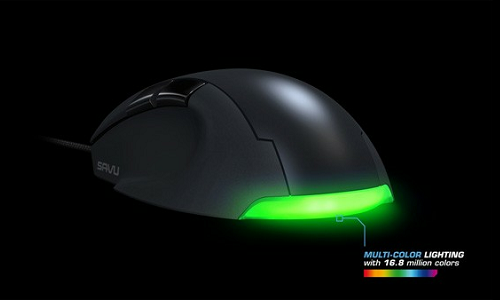 Roccat Hybrid gaming mouse, Savu unveiled