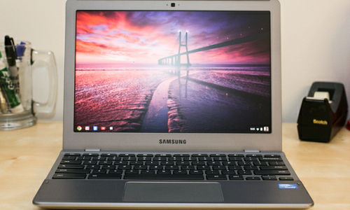 Samsung Chromebook Series 5-550 review