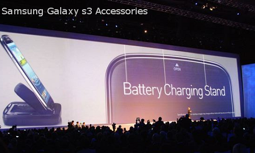 Samsung launches accessories for Galaxy S3