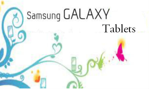List of Samsung Galaxy Tablets
