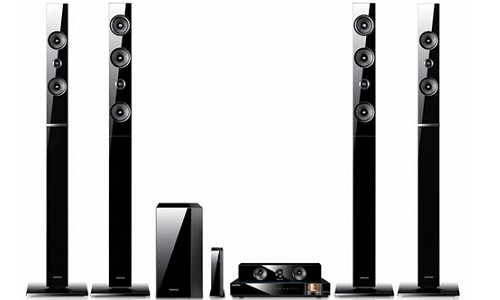 Samsung new home theatre HT-E6750W