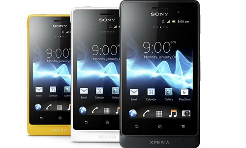 Sony Xperia Go: A water proof Android smartphone