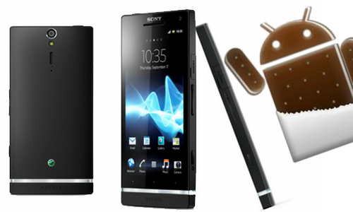 Sony Xperia S to get Android ICS update soon