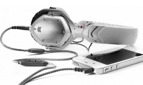 V-Moda Cross-fade White pearl headphone review