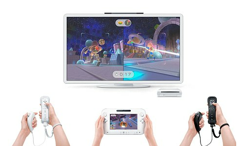 New dual screen design for Wii U gaming console leaks out