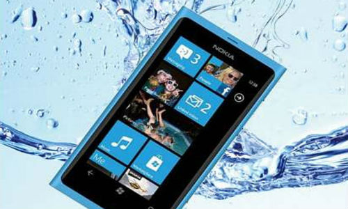 Nokia is prepping waterproof Lumia and PureView phones