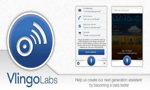 Vlingo: Siri like app for Android ICS devices