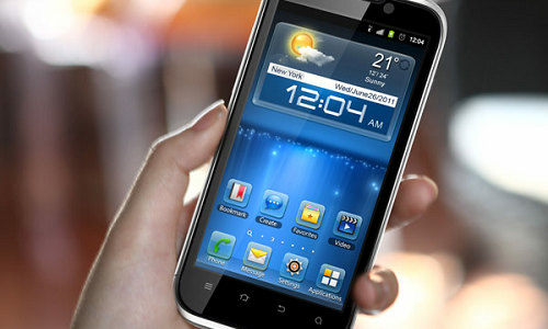 ZTE Era: An Android ICS smartphone