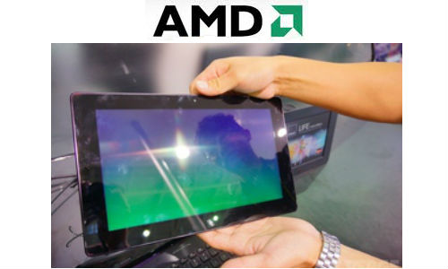 AMD Windows 8 Tablet preview