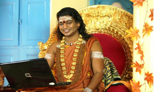 All about Nithyananda website