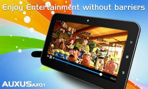 iBerry Auxus AX01: An Android ICS tablet for Rs 5,990
