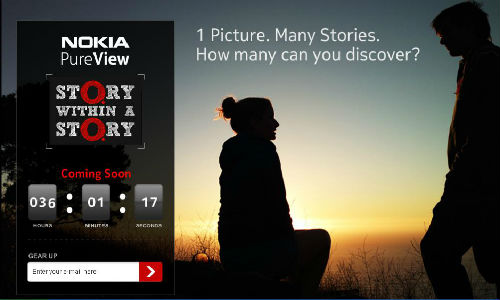 Countdown and pre-orders for Nokia 808 PureView begin
