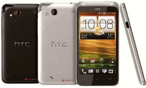 HTC Desire V: Dual SIM Android ICS smartphone