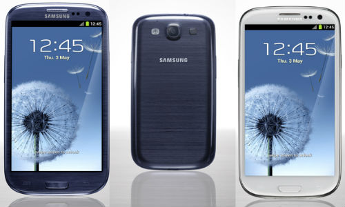 How Samsung kept Galaxy S3 a secret?