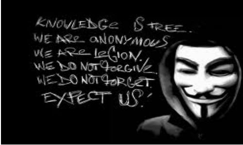 MTNL website hacked by Anonymous