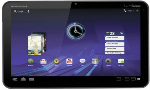 Motorola rolls out Android ICS update for Xoom tablets