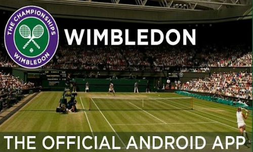 Official Android app for Wimbledon