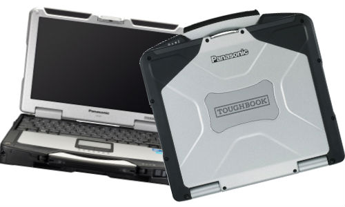 Panasonic updates CF31 and CF53 laptop models