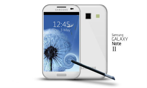 Samsung Galaxy Note 2 to have flexible screen?