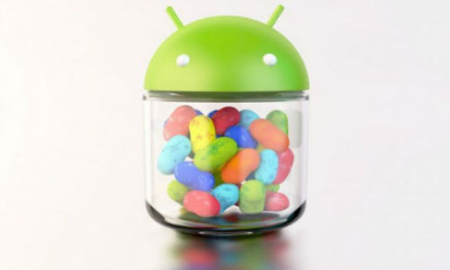Selected devices to get Android Jellybean update in July