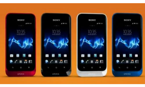 Sony unveils Xperia Tipo and Tipo Dual with Android ICS [Video]