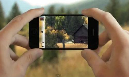 Teen's iPhone 5 concept video