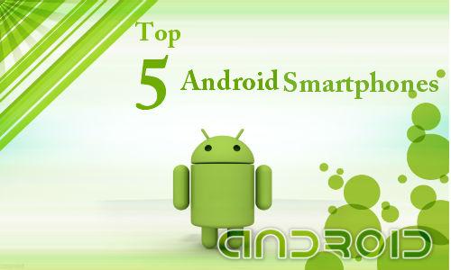 Top 5 best Android smartphones below Rs 5,000