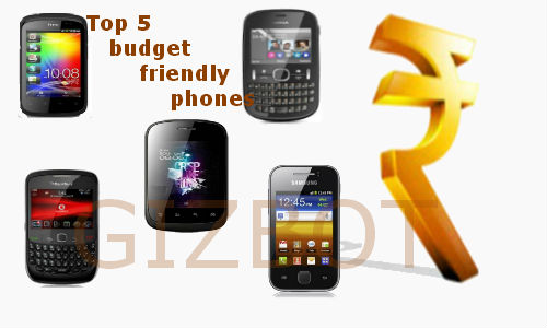 Top 5 budget friendly smartphones for students