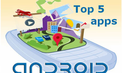 Top 5 navigation apps for Android