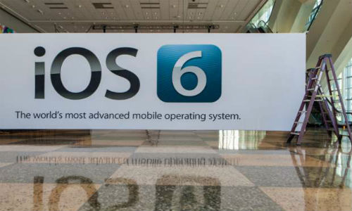 WWDC 2012: Apple teases iOS 6 banner