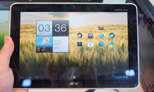 Acer launches Iconia Tab A110 with Nvidia Tegra 3 with Android ICS
