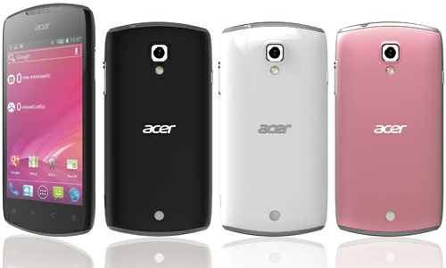Acer Liquid Glow E330: A new 3G Android ICS phone