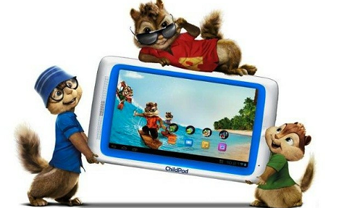 Archos launches Android ICS tablet: ChildPad Rs 7,000