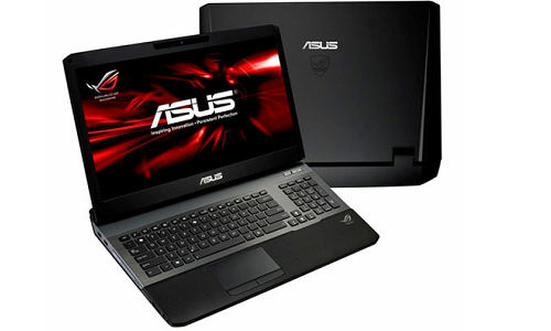 Asus G75 VW first laptop to have Broadcom Wifi