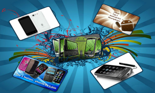 Top 5 Gizbot mobile stories of June 2012