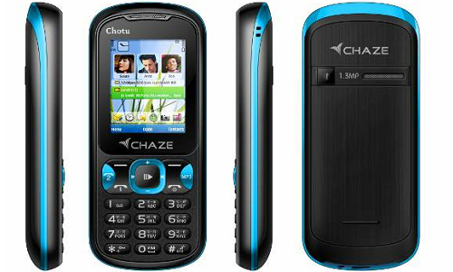 Chaze Chotu dual SIM phone for Rs 1,099