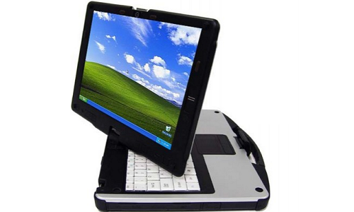 Gammatech convertible Durabook gets Ivy Bridge processor