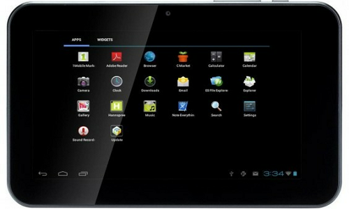 Hannspree HANNS pad SN-70T3 Android tablet