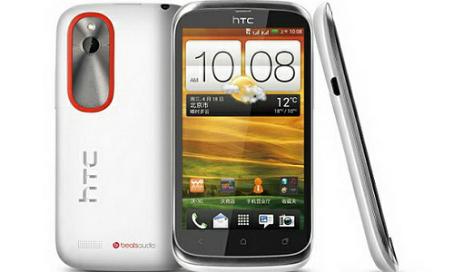 HTC Desire V Android ICS Dual SIM smartphone preview