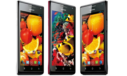 Huawei launches refreshed Ascend P1 TD- SCDMA  phone