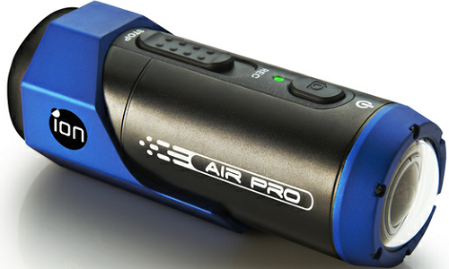 ION launches Air Pro wireless HD rugged sports camcorder