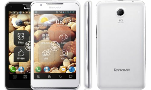 Lenovo LePhone S880: An Android dual SIM phablet