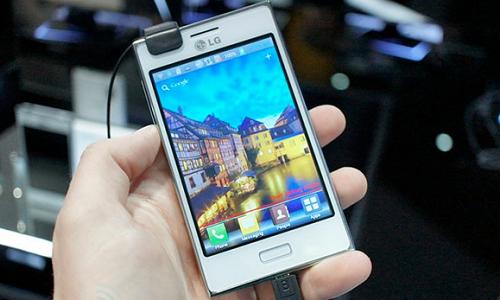 LG Optimus L5: A dual SIM Android ICS smartphone