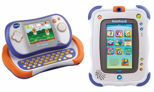 VTech launches refreshed toy tablets