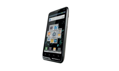 Motorola Atrix TV XT682, a Android multimedia smartphone