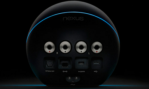 Nexus Q Social Streaming, A music player from Google