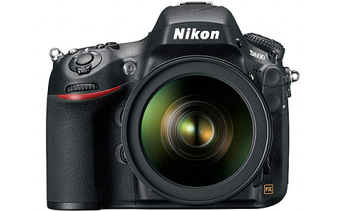Nikon launches D600 camera with video compression and weather sealed body