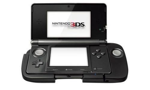 Circle Pad Pro gaming pad for new Nintendo 3DS XL